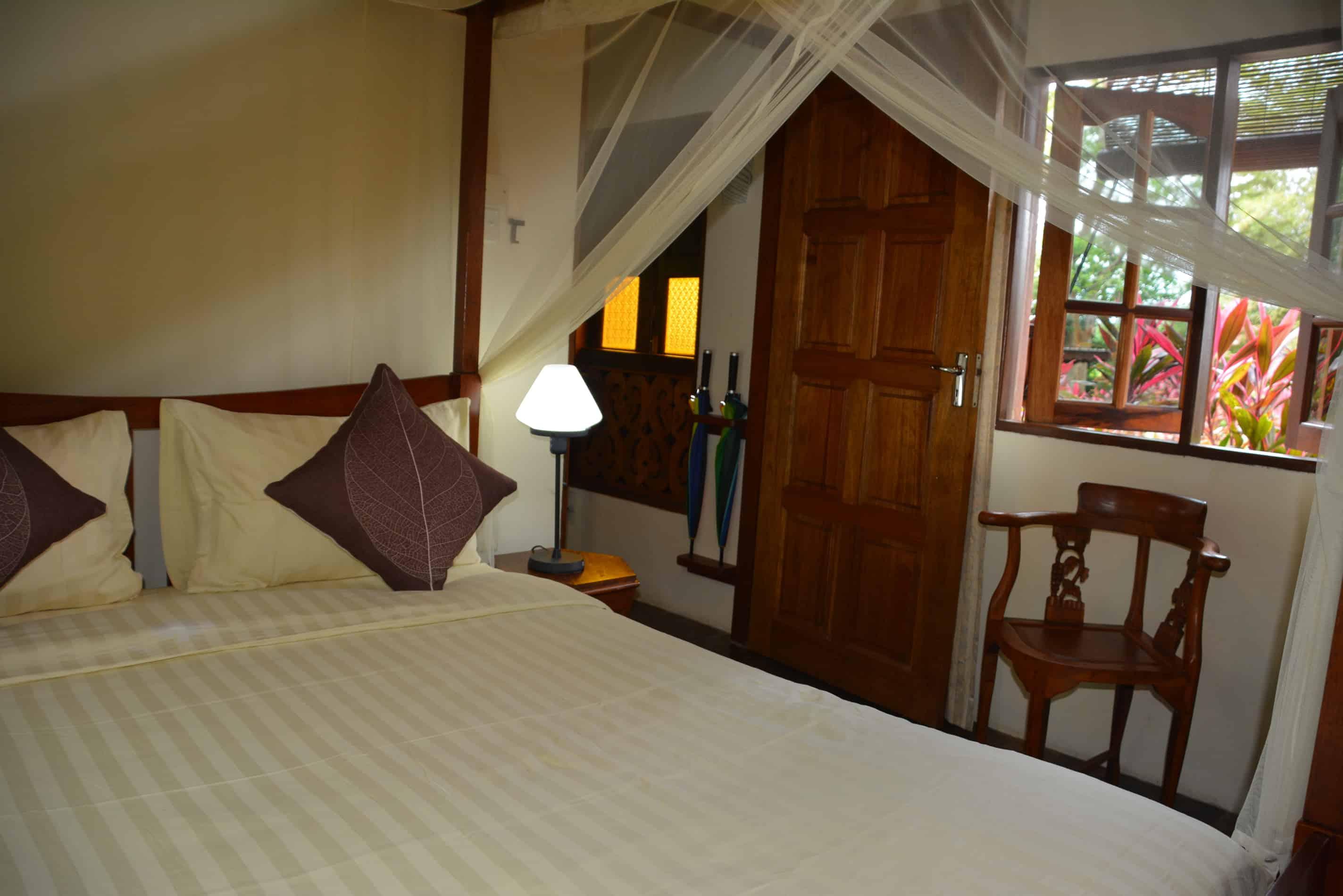 Gate House - Bedroom