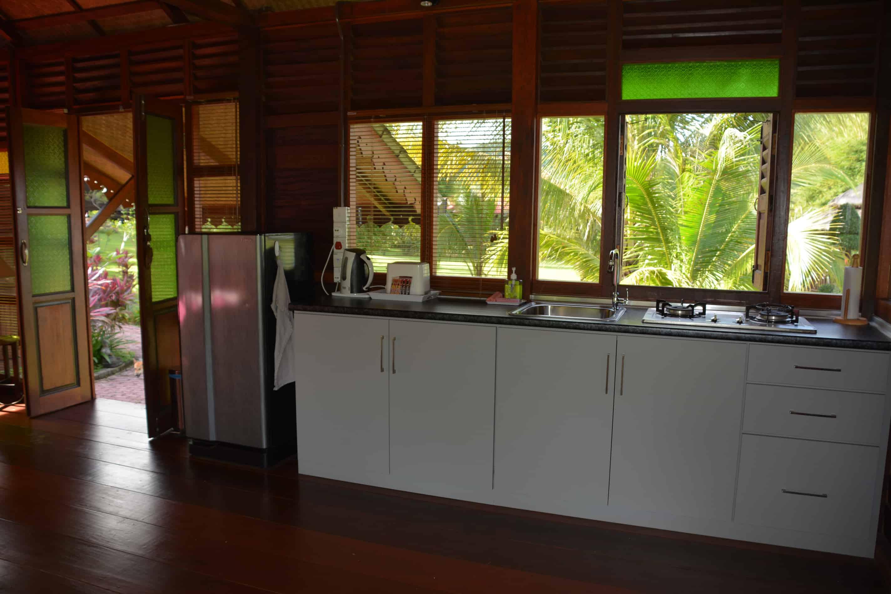 Garden House - Full Kitchen