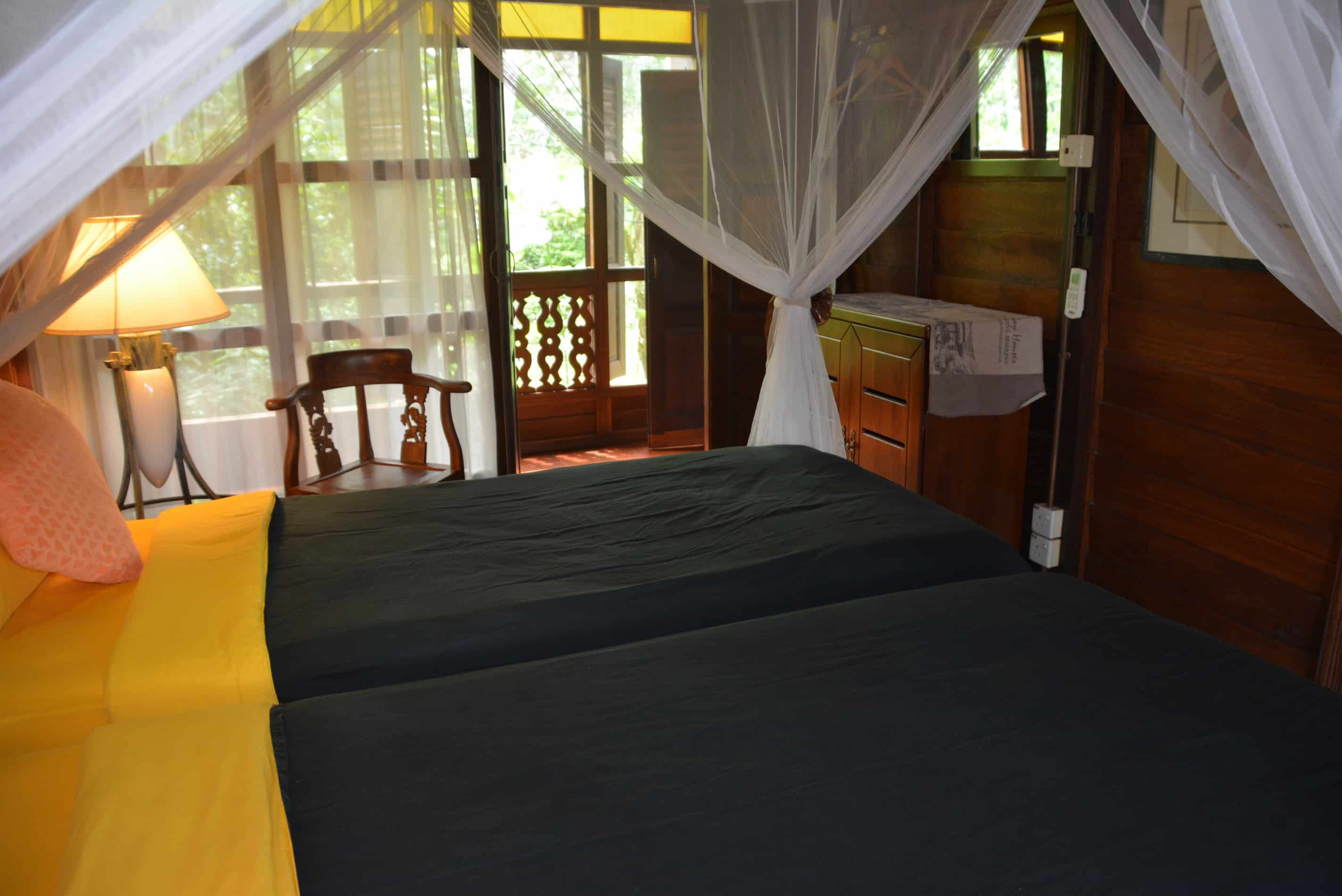 Forest House - Second bedroom