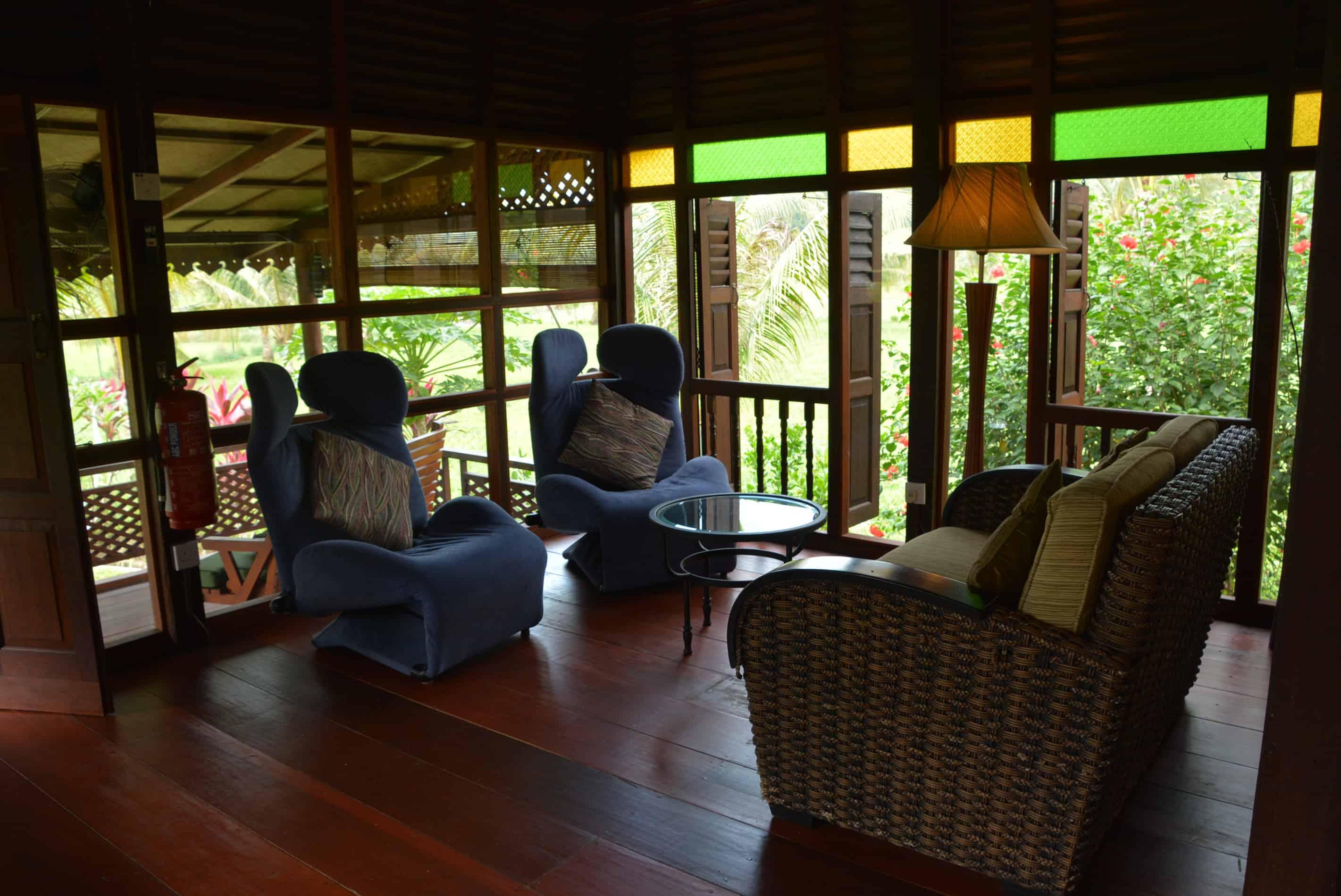 Garden House - Living Area