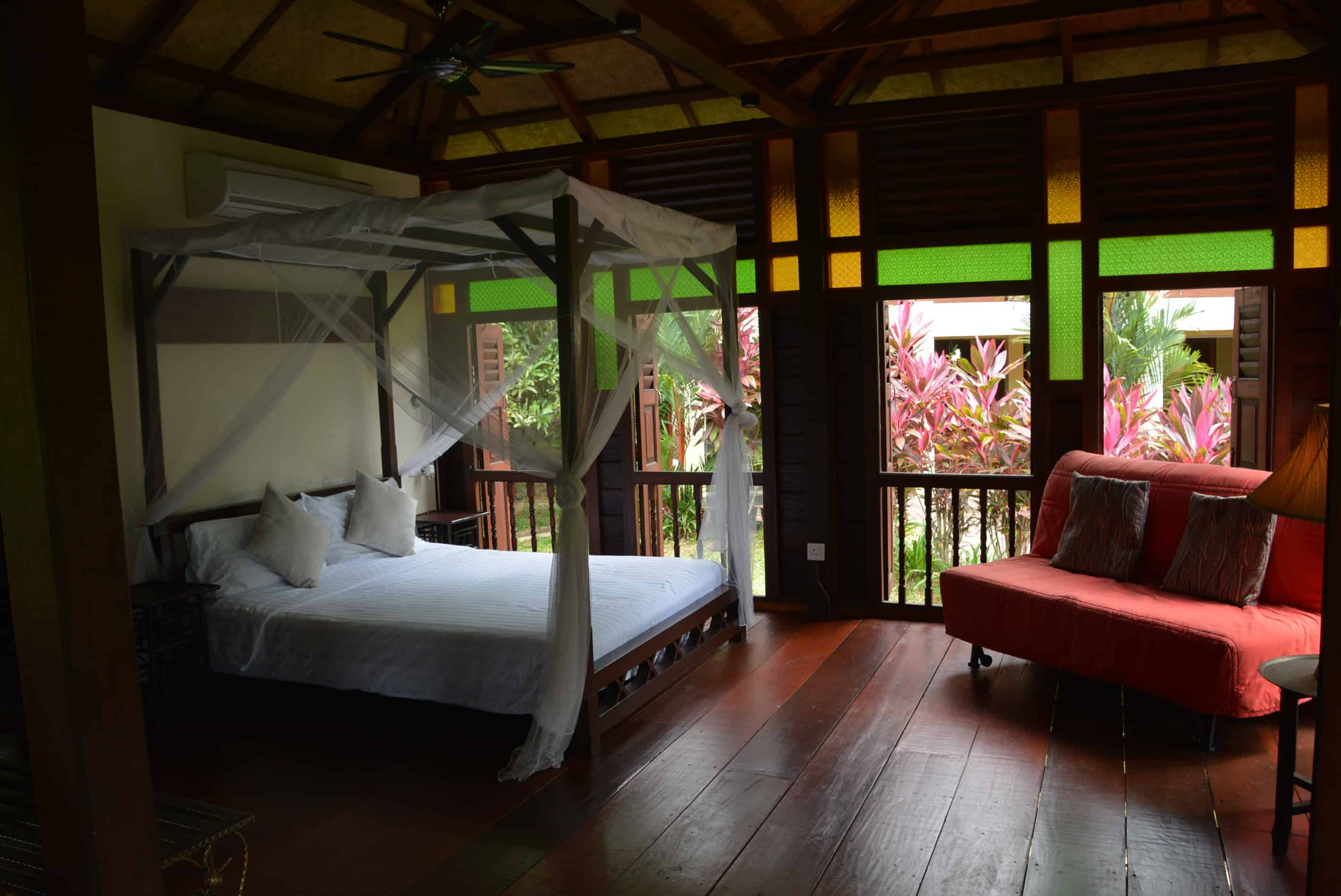 Paddy House - Sleeping Area