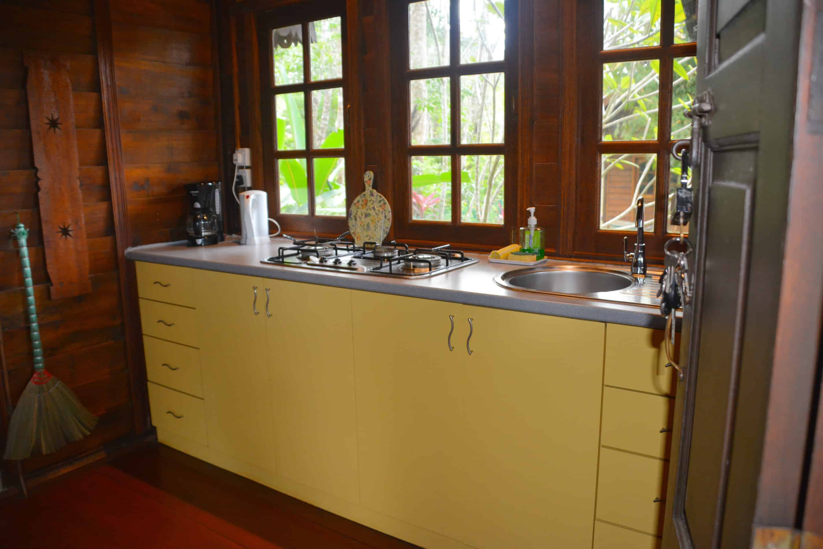 Forest House - Kitchen