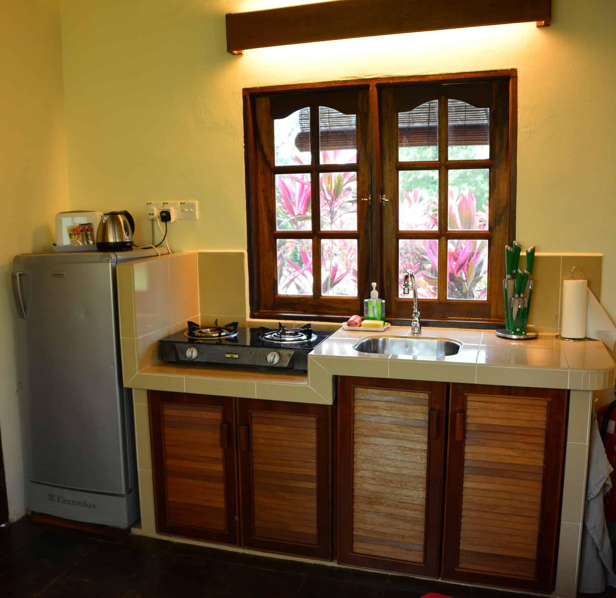 Gate House - Kitchen