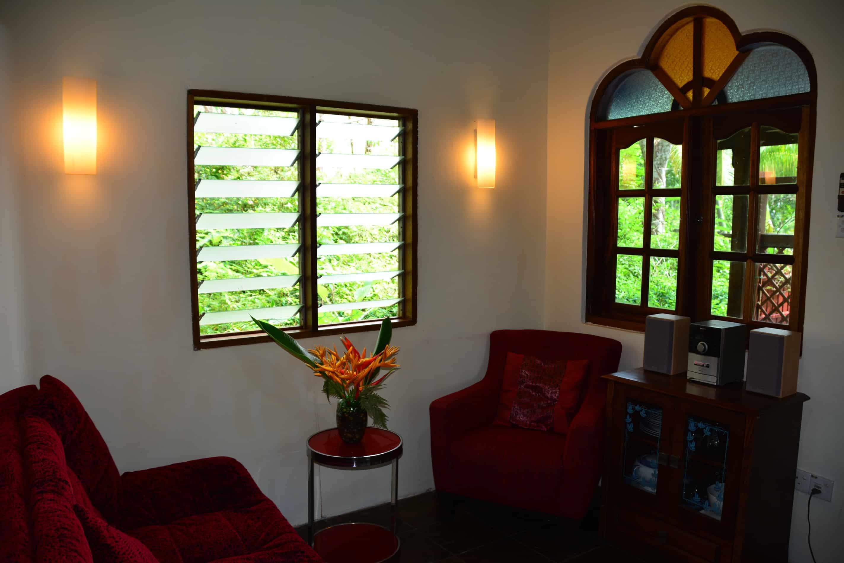 Gate House - Living Room